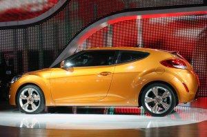 Чем привлекает автолюбителей Hyundai Coupe?