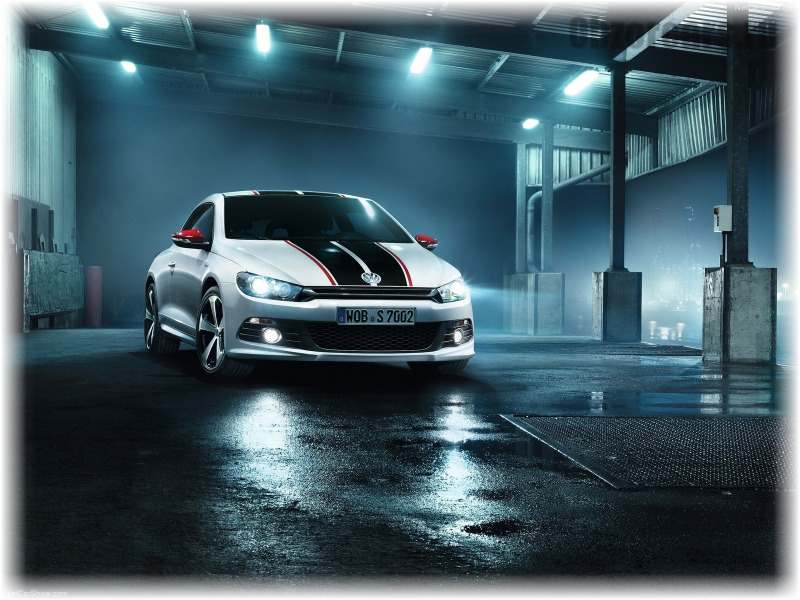 Volkswagen Scirocco GTS 1