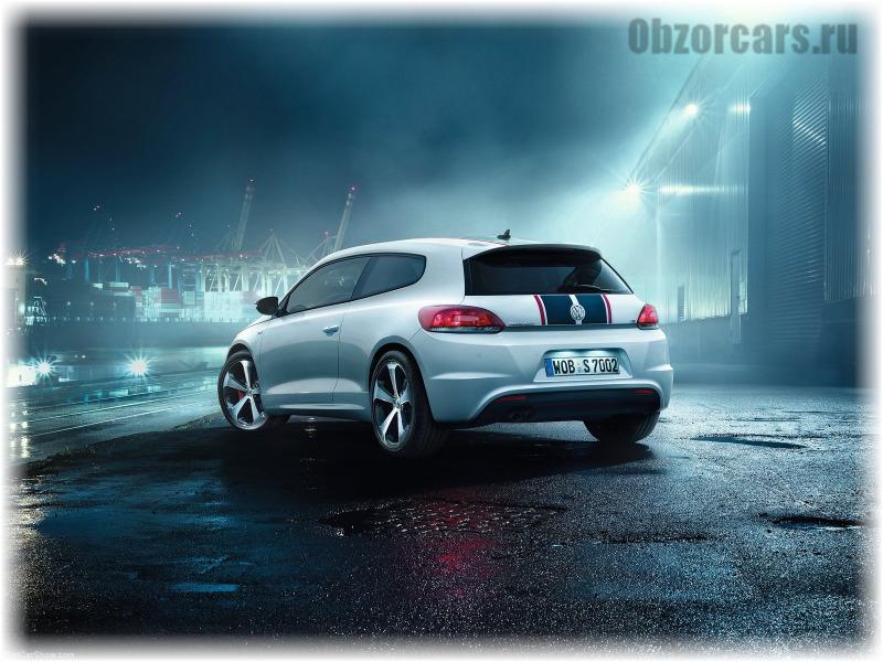 Volkswagen Scirocco GTS 2