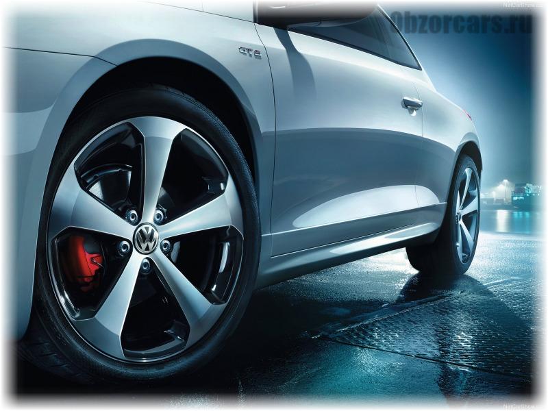Volkswagen Scirocco GTS 4