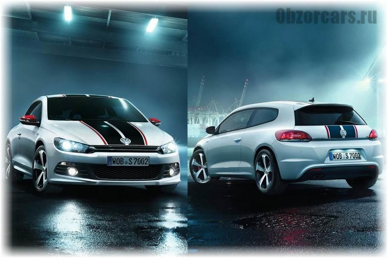 Volkswagen Scirocco GTS 10