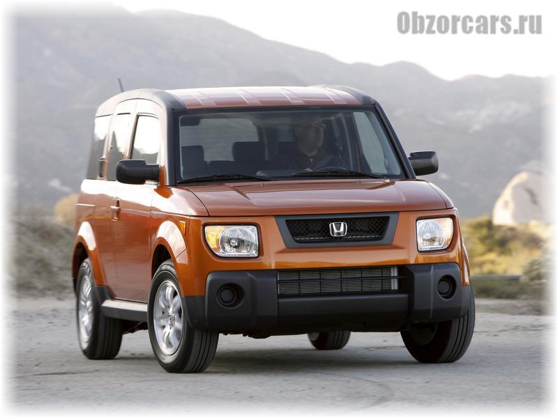Honda Element 1