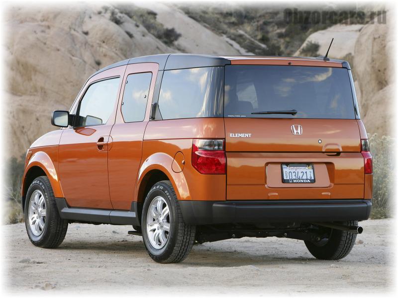 Honda Element 3