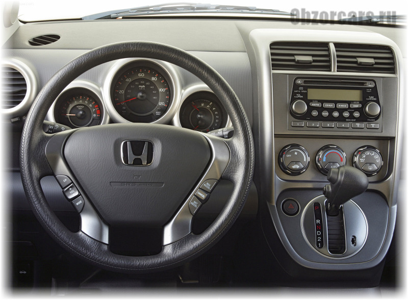 Honda Element 4