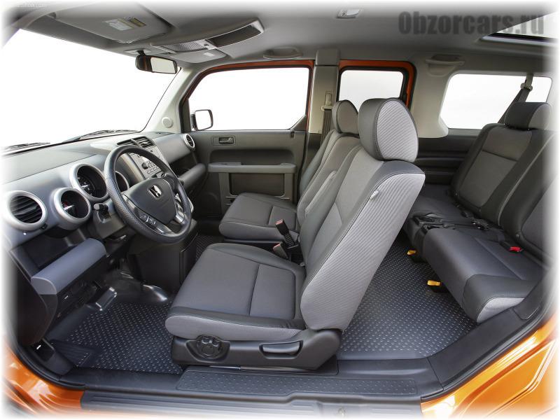 Honda Element 6