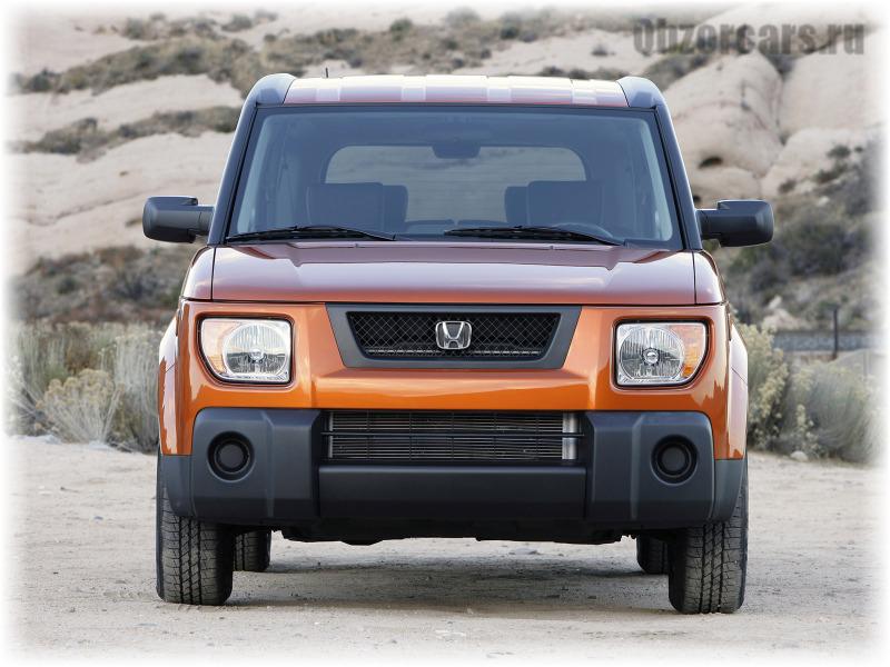 Honda Element 8