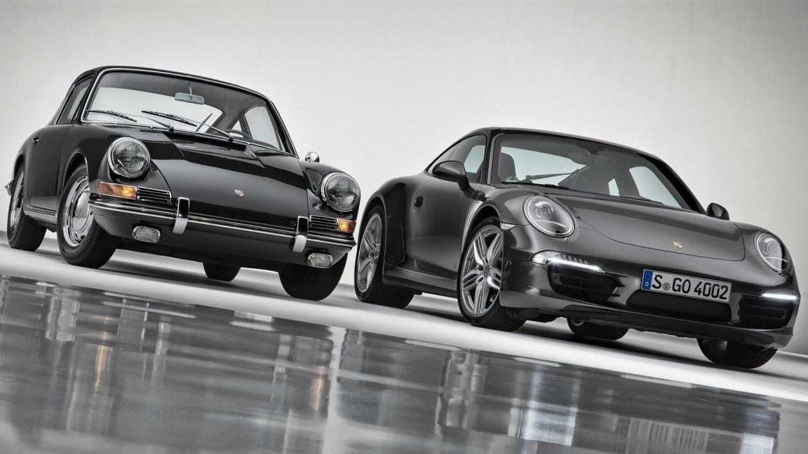 Картинки по запросу История Porsche 911