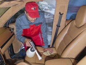 Когда требуется химчистка салона автомобиля?