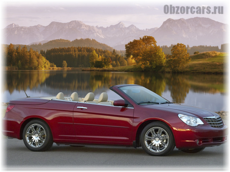 Chrysler Sebring Convertible 1