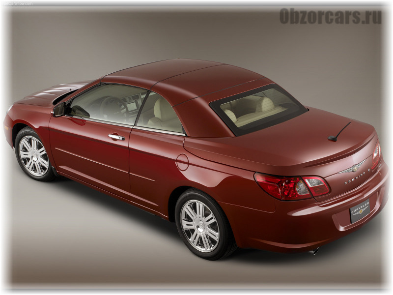 Chrysler Sebring Convertible 8