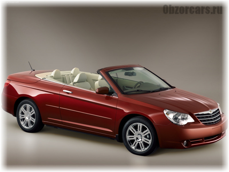 Chrysler Sebring Convertible 4