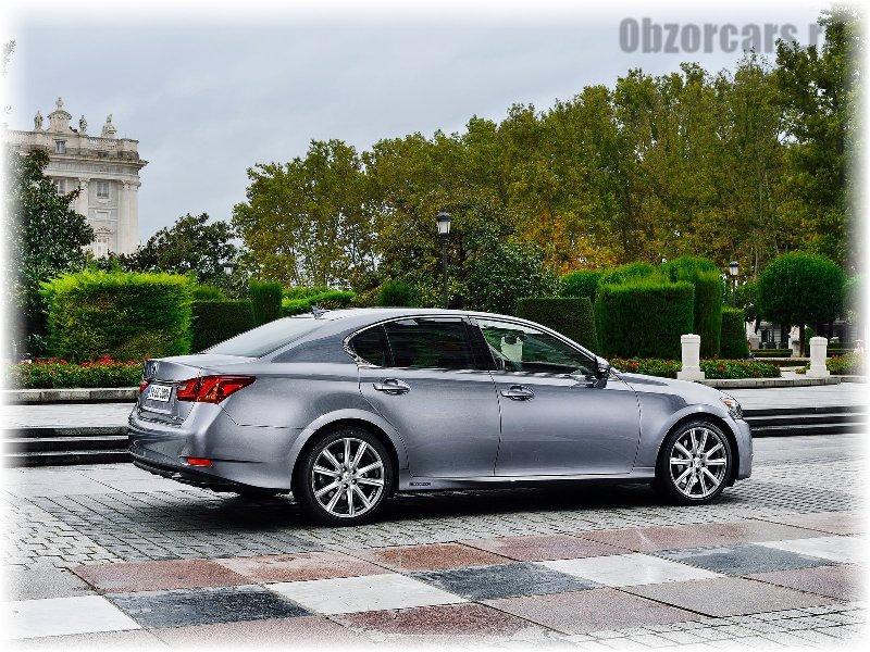 Lexus GS 300 3