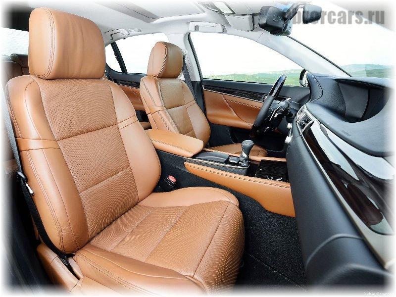 Lexus GS 300 10