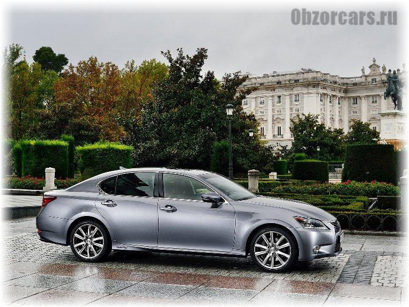 Lexus GS 300 7
