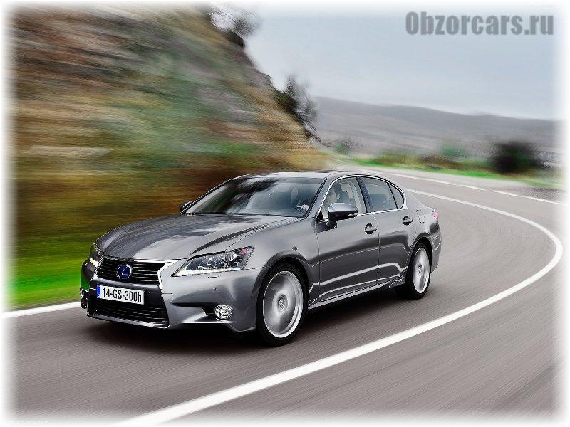Lexus GS 300 5