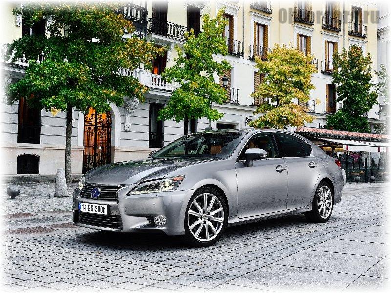 Lexus GS 300 1