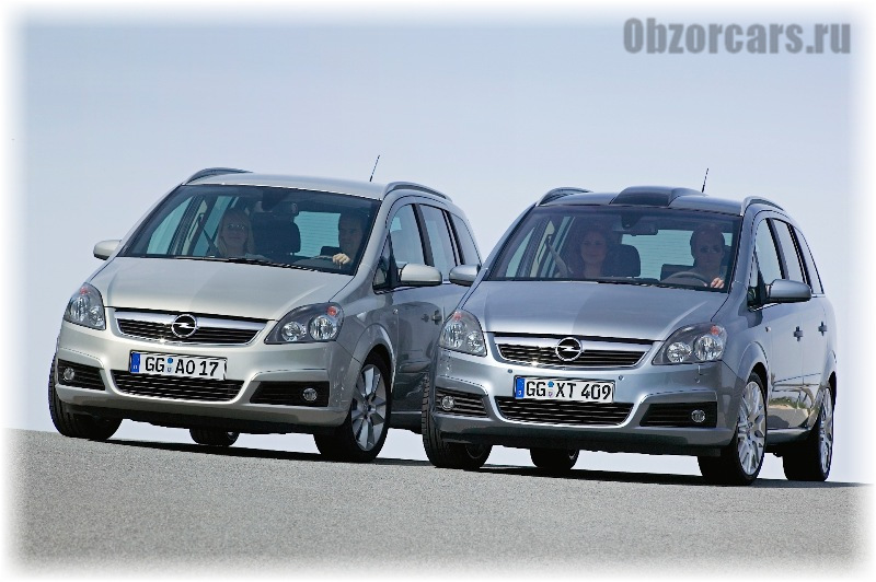 Opel Zafira B 10