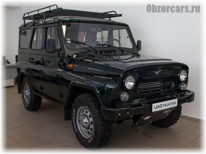 УАЗ Hunter 1