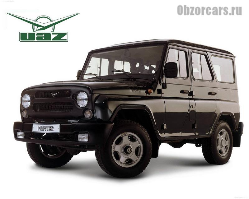 УАЗ Hunter 3