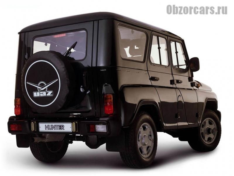 УАЗ Hunter 5