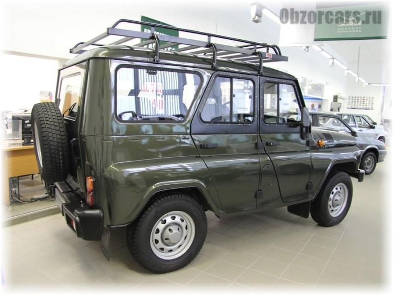 УАЗ Hunter 7
