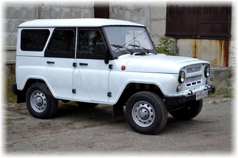УАЗ Hunter 9