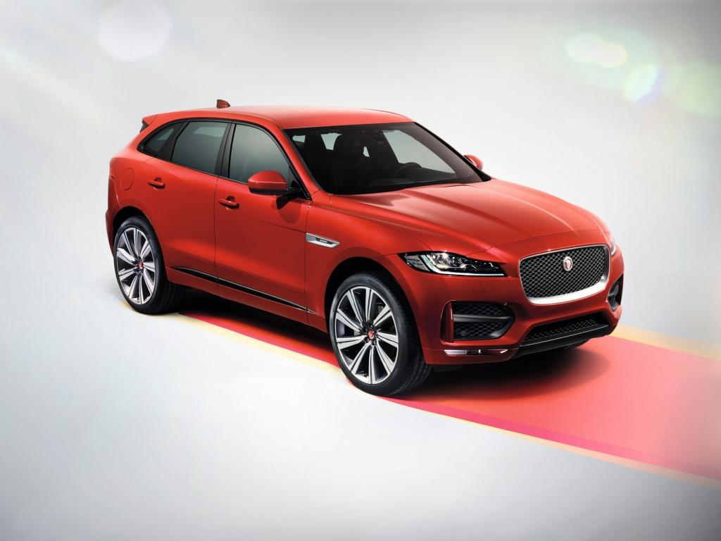 Обзор Jaguar F-Pace 2019 года
